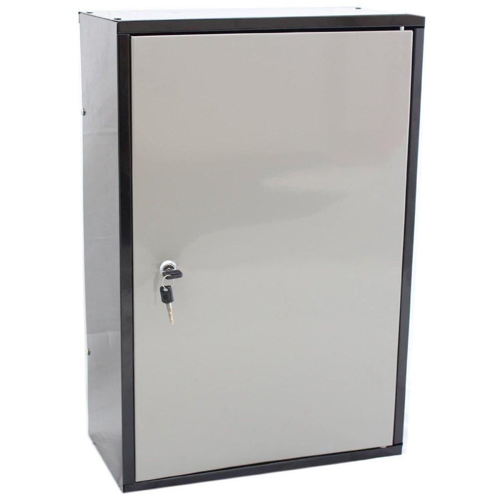 Locking Storage Cabinets ~ Locking metal storage cabinet home furniture design