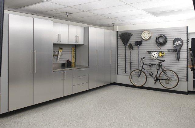 Metal Garage Storage Cabinets Home Furniture Design