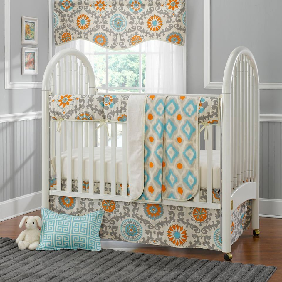 neutral baby bedding crib sets home furniture design. Black Bedroom Furniture Sets. Home Design Ideas