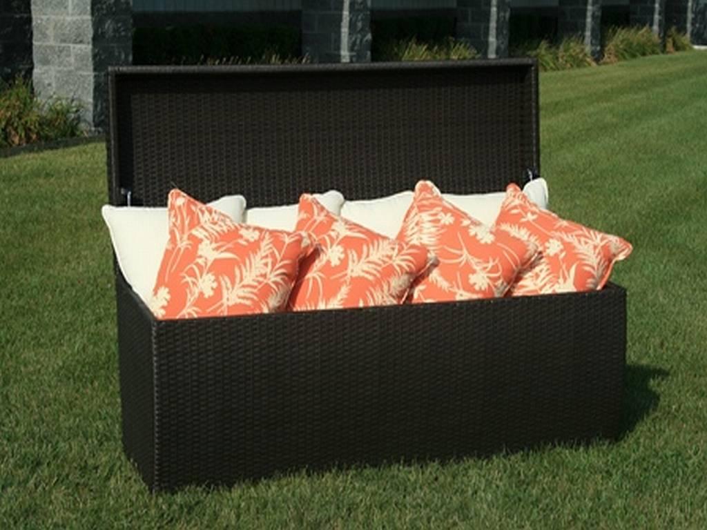 Patio Furniture Cushion Storage Boxes Home Furniture Design
