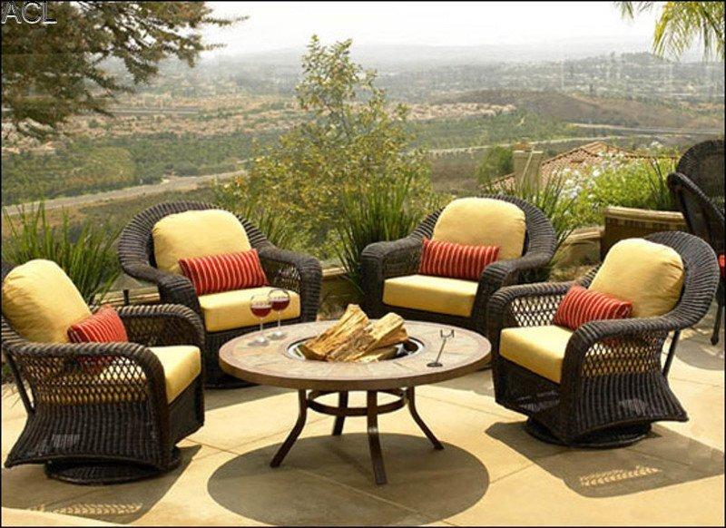 patio furniture cushions perfect add up to outdoor decor