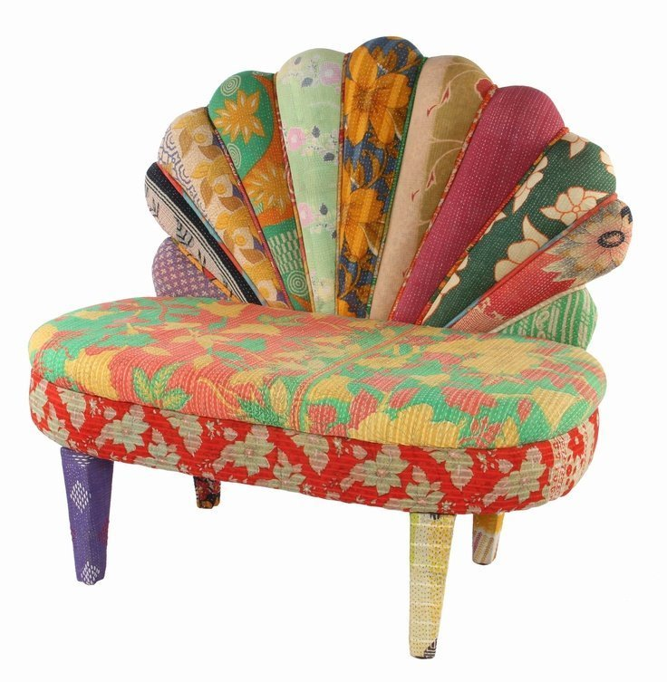 Peacock Accent Chair Home Furniture Design