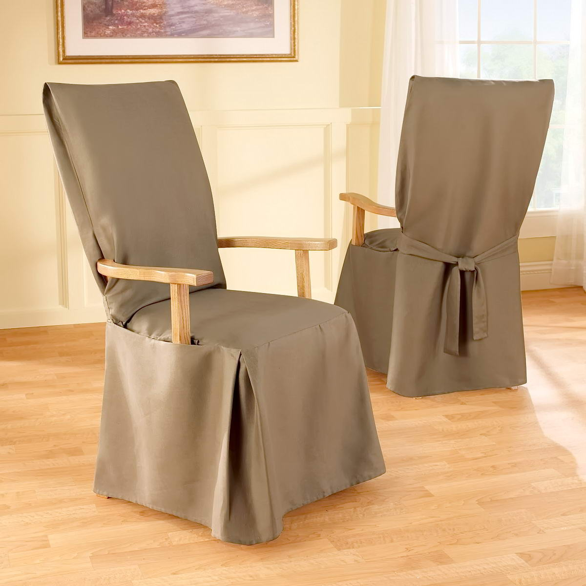 Slipcovers For Dining Room Chairs With Arms: Slipcovers For Dining Room Chairs With Arms