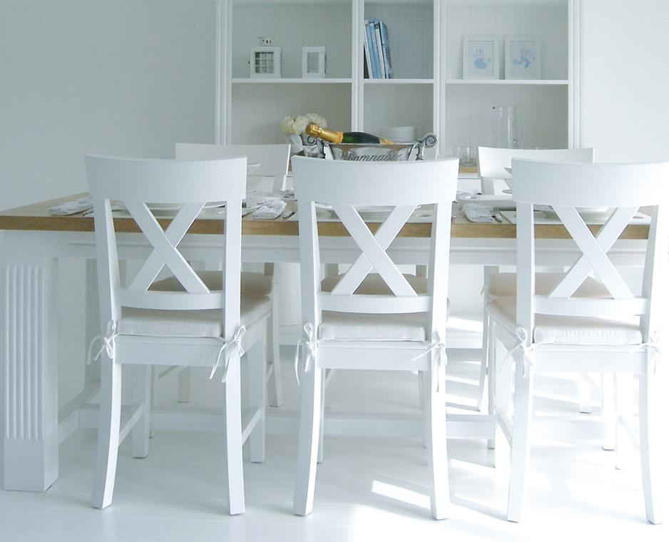 White wood dining chairs home furniture design for White chair design