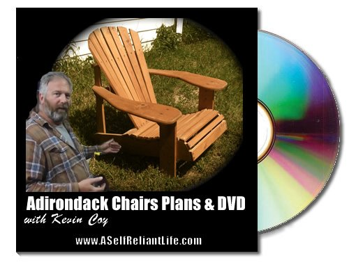 Easy adirondack chair plans home furniture design for Easy chair designs