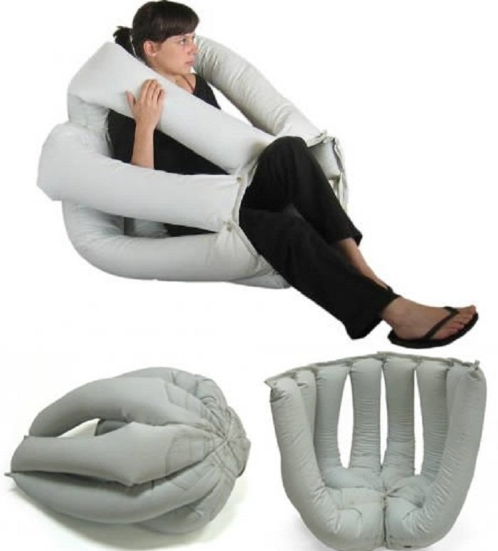 Awesome Bean Bag Chairs Home Furniture Design