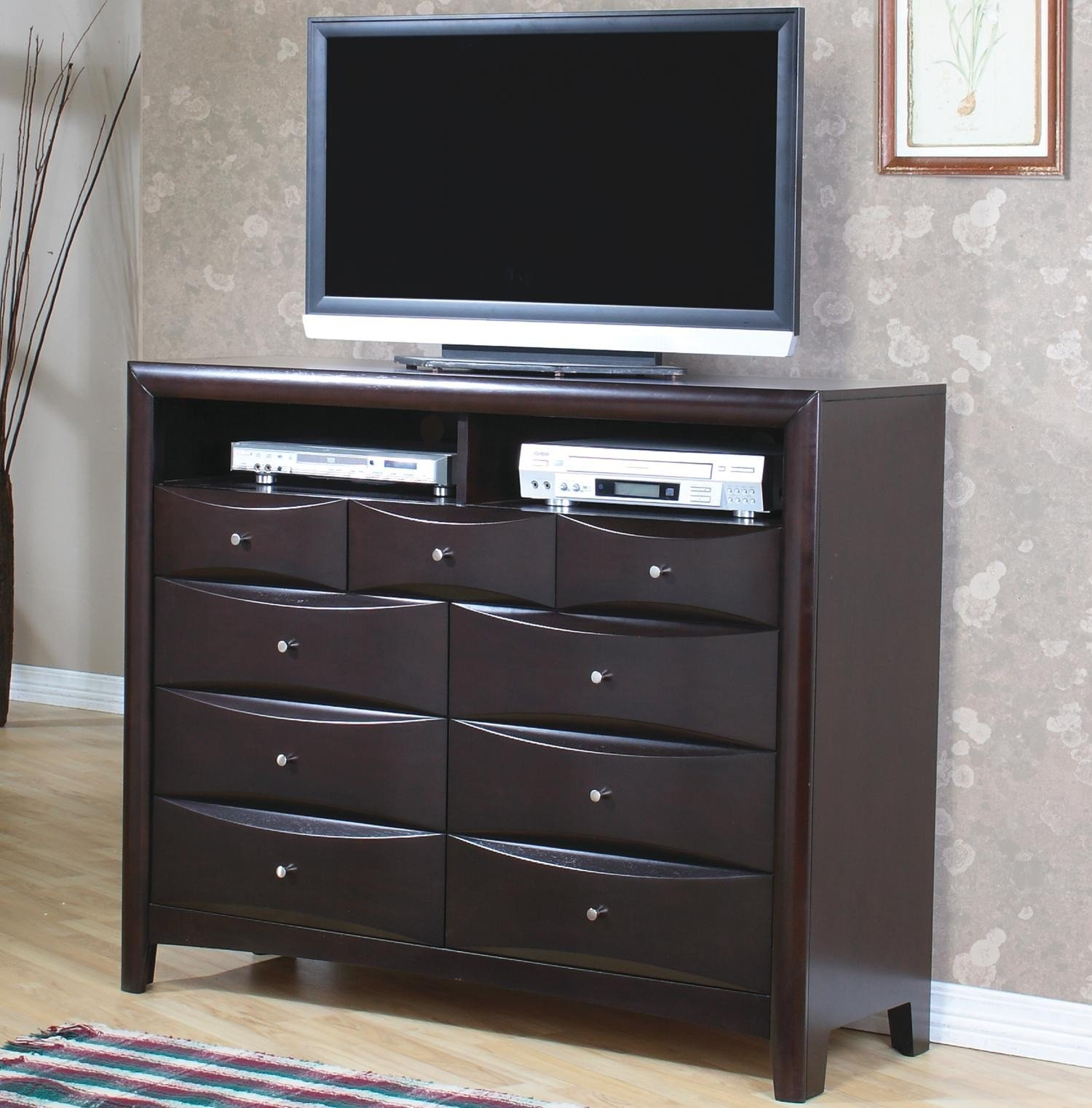 bedroom tv stand dresser home furniture design
