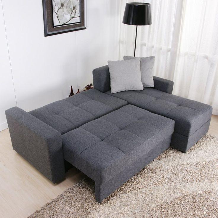 Convertible Sectional Sofa Home Furniture Design