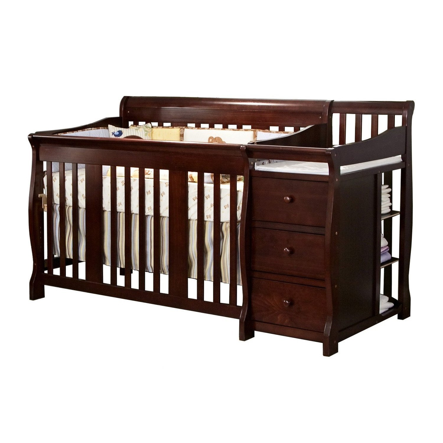crib changing table dresser combo home furniture design Practical Interior Design Practical Magic House Layout