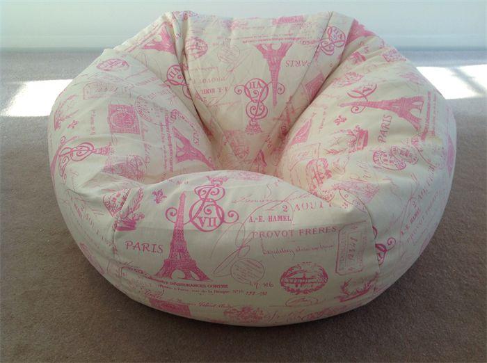 Girls Bean Bag Chair Home Furniture Design