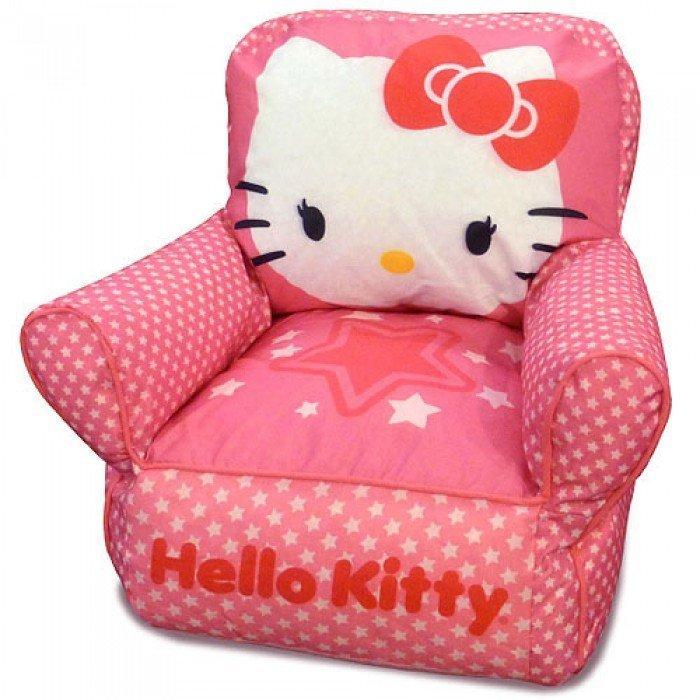 Hello Kitty Bean Bag Chair - Home Furniture Design