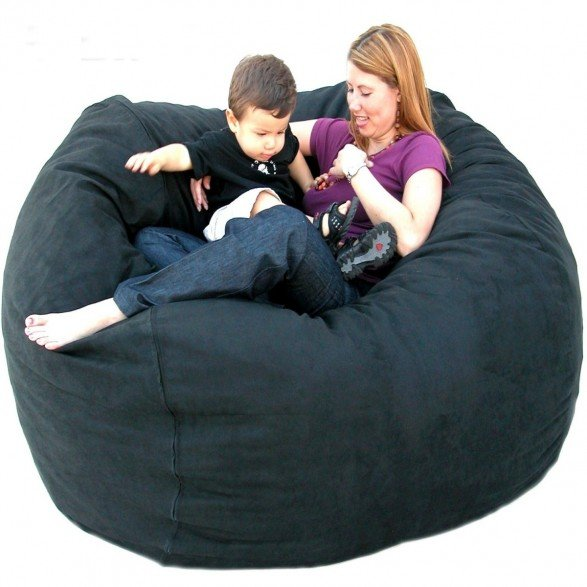 Inexpensive Bean Bag Chairs - Home Furniture Design
