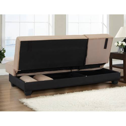 Lifestyle Solutions Convertible Sofa Home Furniture Design