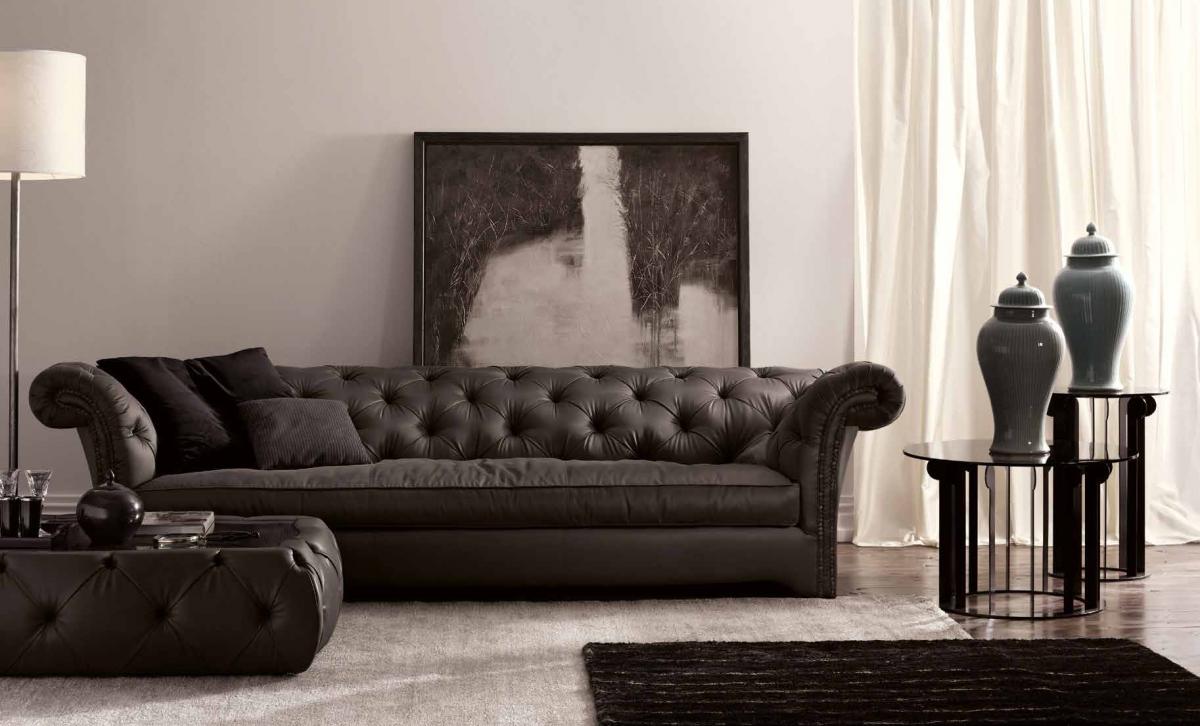 modern chesterfield sofa home furniture design. Black Bedroom Furniture Sets. Home Design Ideas