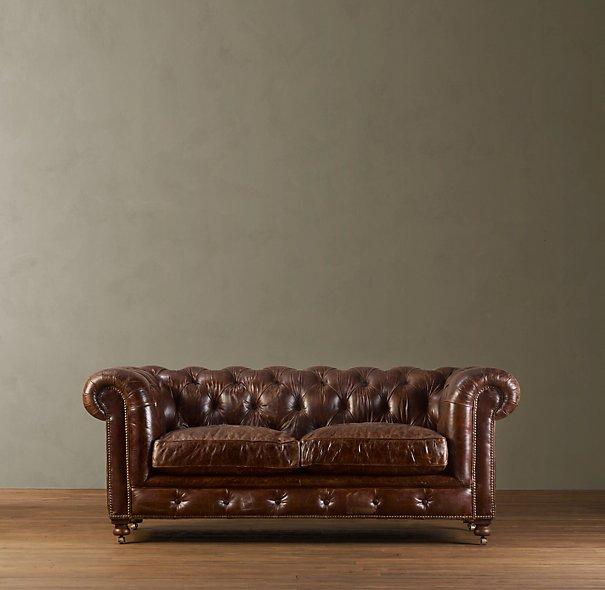 Restoration Hardware Warranty: Restoration Hardware Chesterfield Sofa