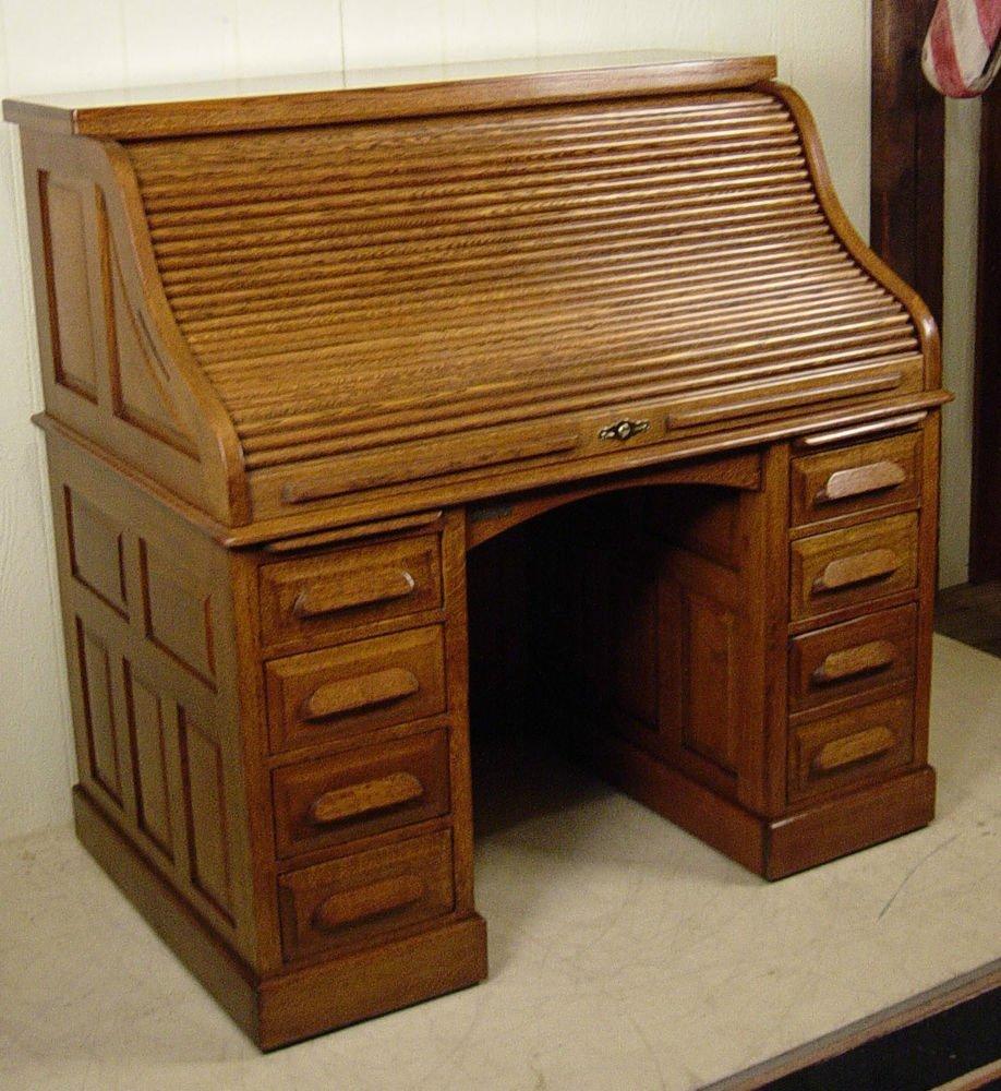 Roll Top Desk Lock Home Furniture Design