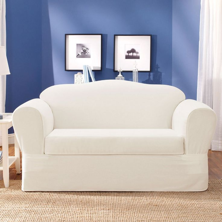 Sure Fit Slipcovers The Perfect Fit Home Furniture Design
