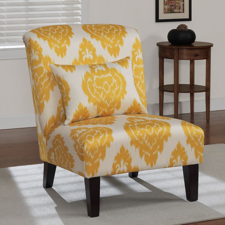 Yellow Accent Chair Furniture Home Furniture Design