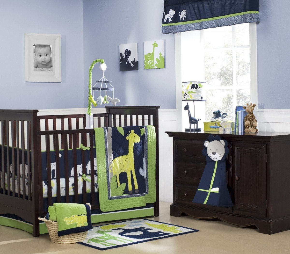 Baby Crib and Dresser Set - Home Furniture Design