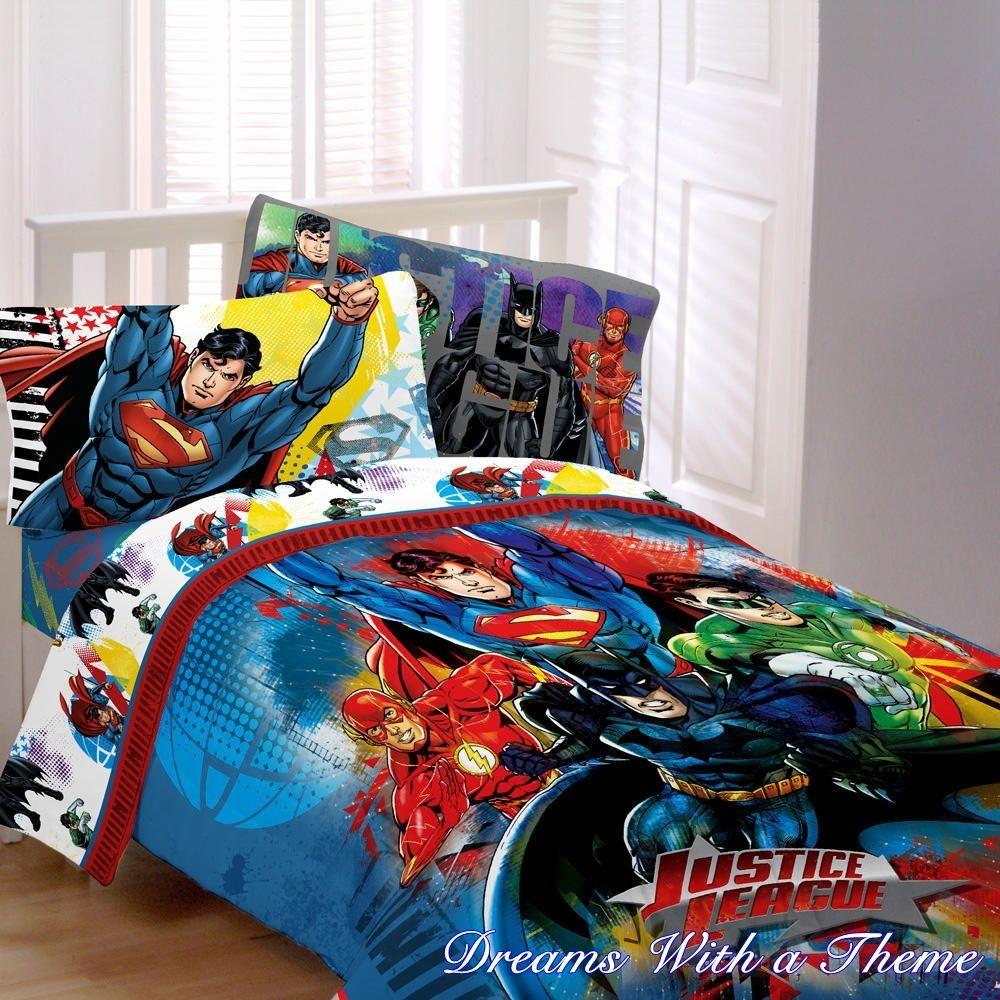 Batman Twin Bedding Comforter Set