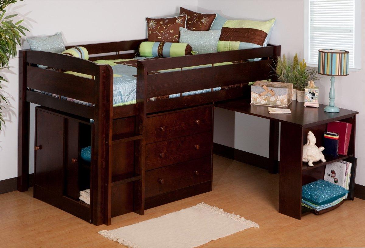 Bedroom Set With Desk Home Furniture Design