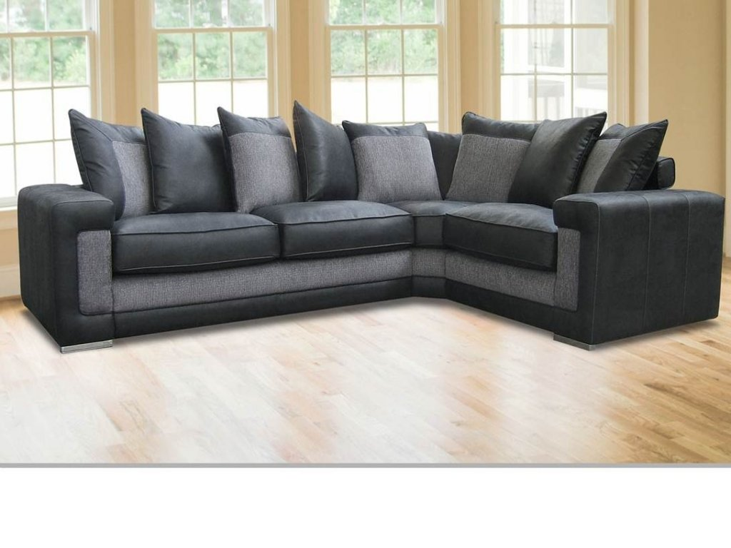 Corner Sofa Sparing No Space Home Furniture Design