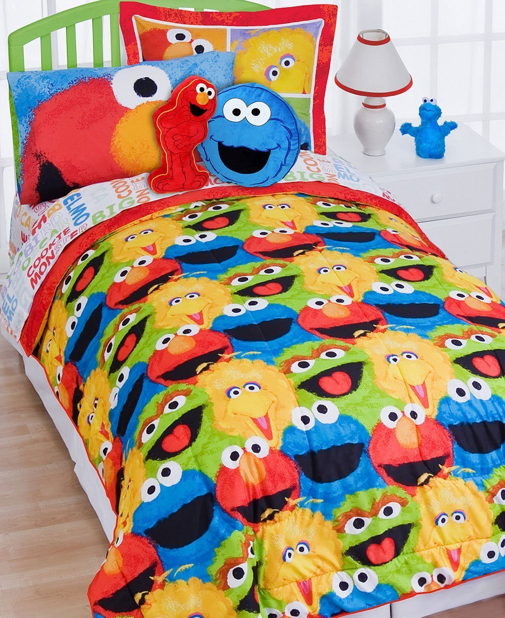 Elmo Toddler Bedding Set - Home Furniture Design
