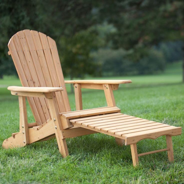 Reclining Adirondack Chairs Home Furniture Design