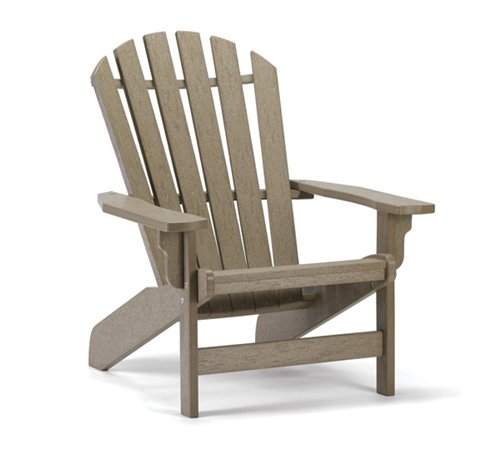 Recycled Adirondack Chairs Milk Jugs Home Furniture Design