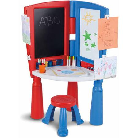 2 In 1 Art Desk And Easel Home Furniture Design