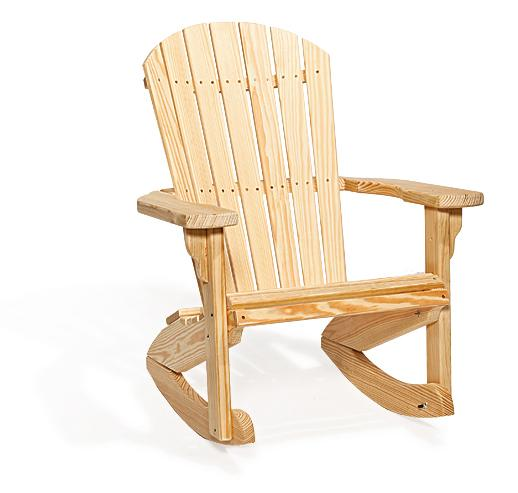 Amish Outdoor Furniture Rocking Chairs Made Porch