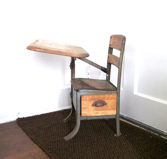 Antique Childs Desk Home Furniture Design