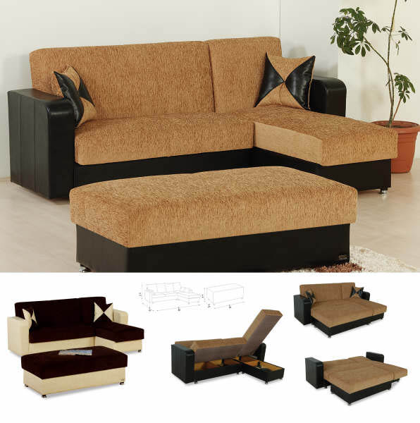 Small Sectional Sofa For Apartment: Home Furniture Design