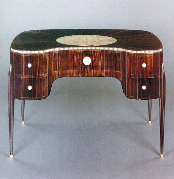 Art Deco Desk Home Furniture Design