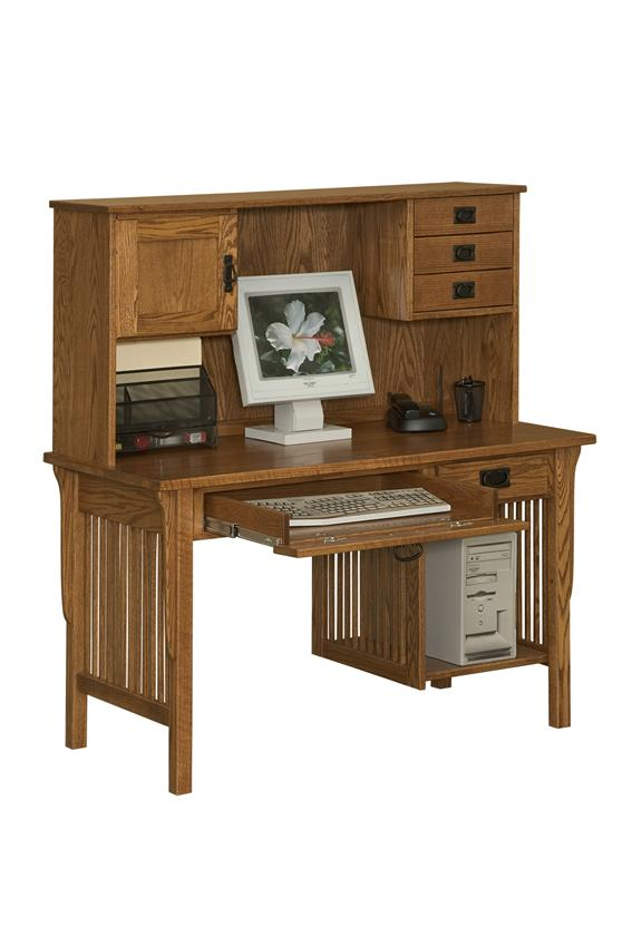 arts and crafts computer desk home furniture design