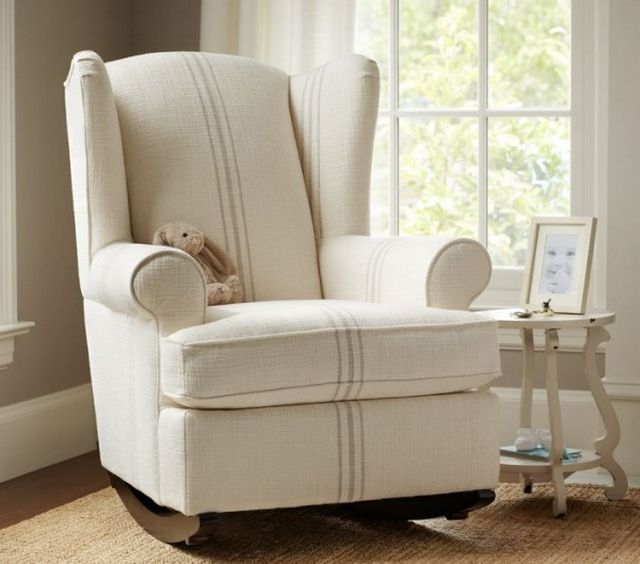 Baby nursery rocking chair home furniture design