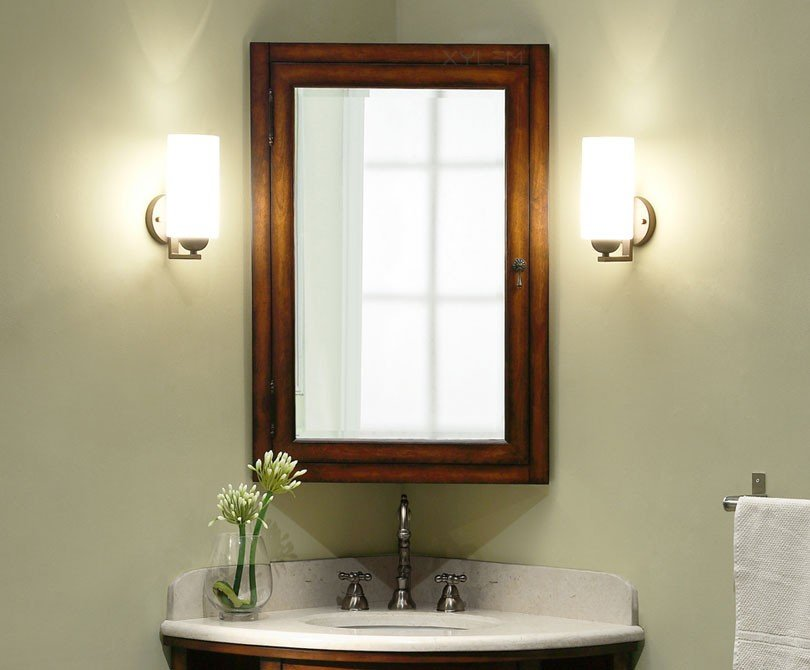 Innovative Replacement Mirror Glass Bathroom  Home Design Ideas