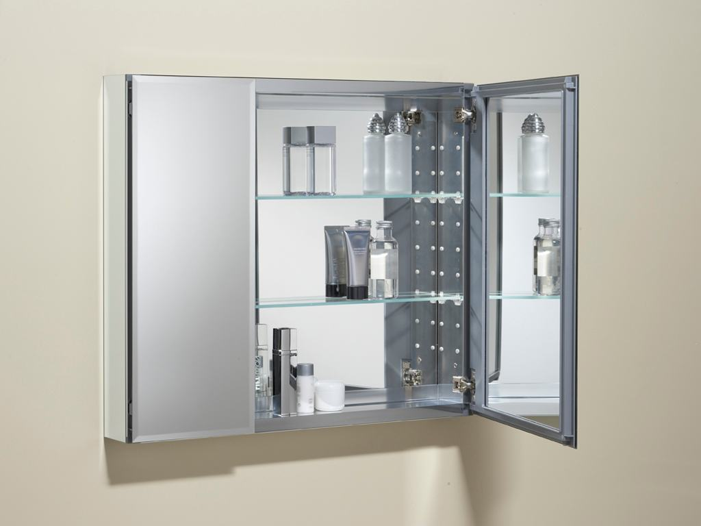 Bathroom medicine cabinets new way to organize shower for Medicine cabinets
