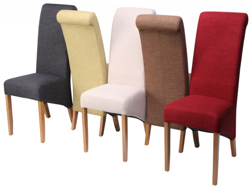 Best fabric for dining chairs home furniture design for Restaurant furniture