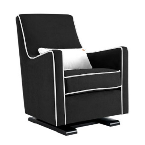Black Rocking Chair for Nursery - Home Furniture Design