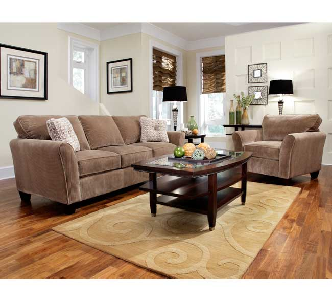 Broyhill Maddie Sofa Home Furniture Design