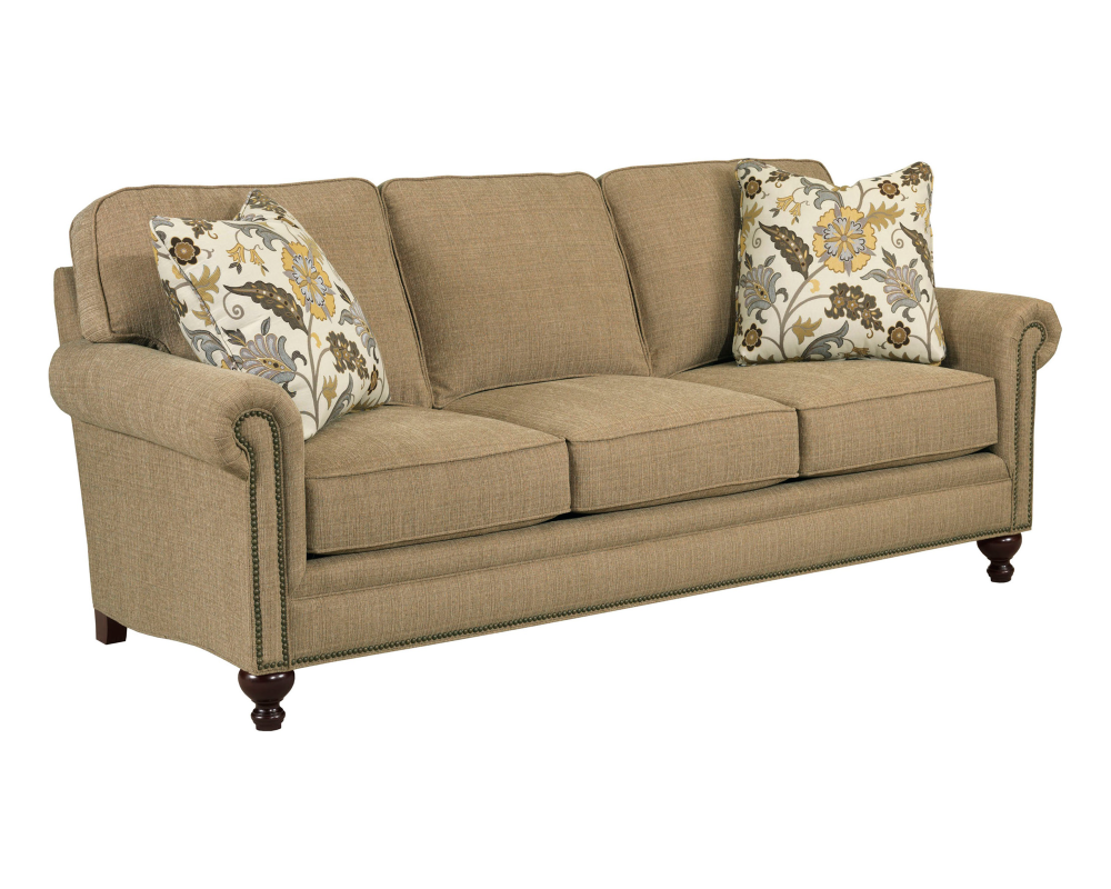 broyhill sofa adding a touch of class to your room. Black Bedroom Furniture Sets. Home Design Ideas