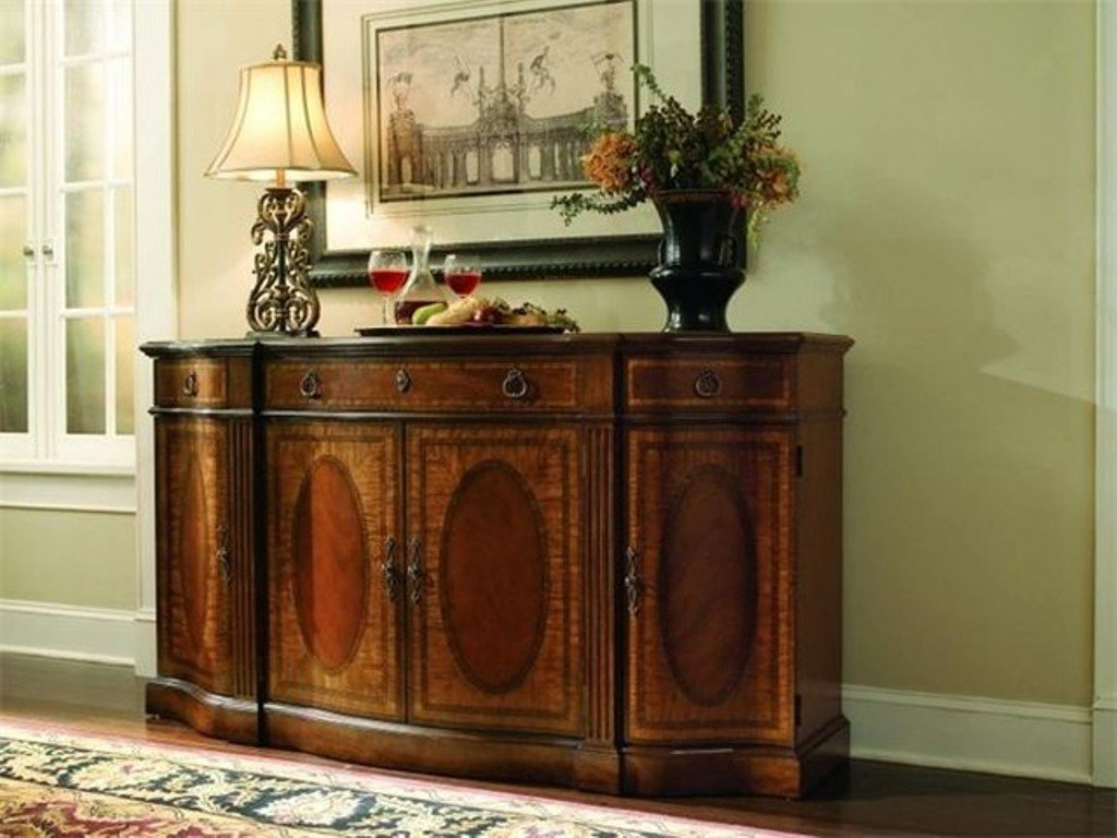 Buffet cabinets for dining room home furniture design for Dining room cabinets