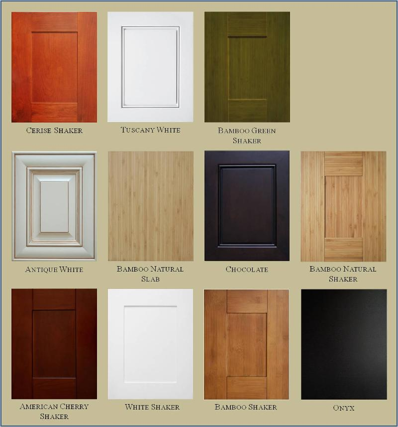 Cabinet colors defining your style home furniture design for Kitchen cabinet finishes