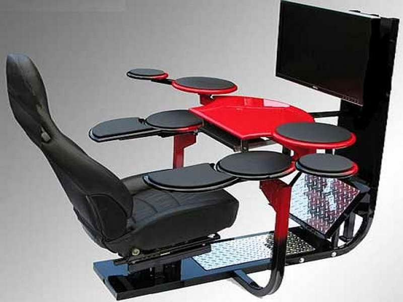 Cheap Gaming Desk Home Furniture Design