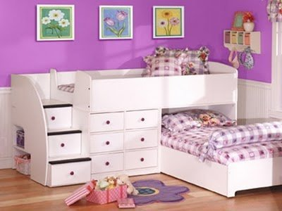 Cheap girls bedroom sets home furniture design for Cheap girls bedroom ideas