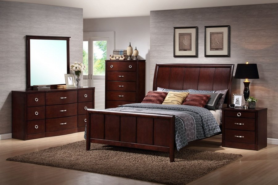 Cheap queen size bed sets home furniture design for Queen size futon set cheap