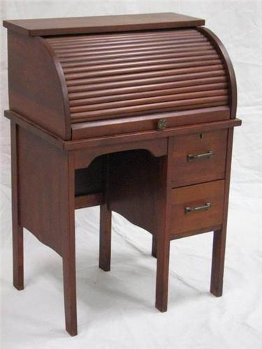 Child Roll Top Desk Home Furniture Design
