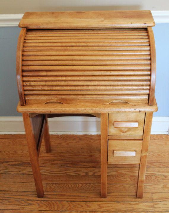 Childrens Roll Top Desk Home Furniture Design