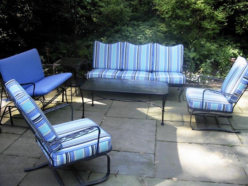 Custom Outdoor Chair Cushions Home Furniture Design